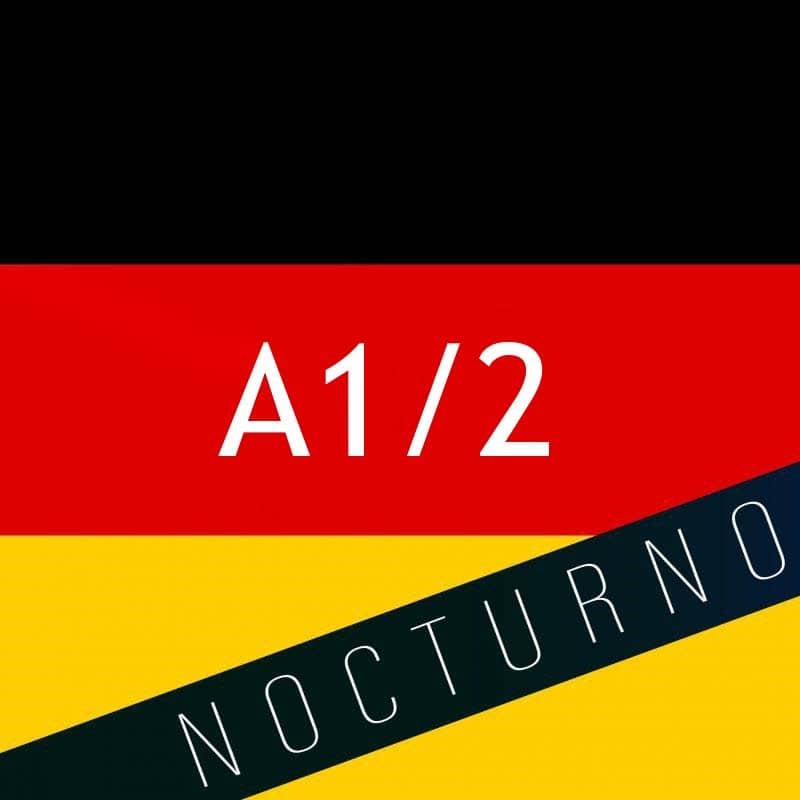 Curso Nocturno Alemán A12