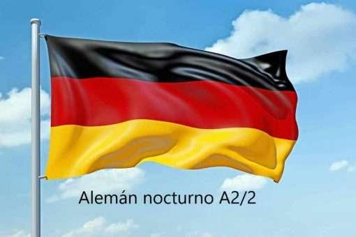 curso alemán A2.2 Palmaleman academia de alemán Palma de Mallorca