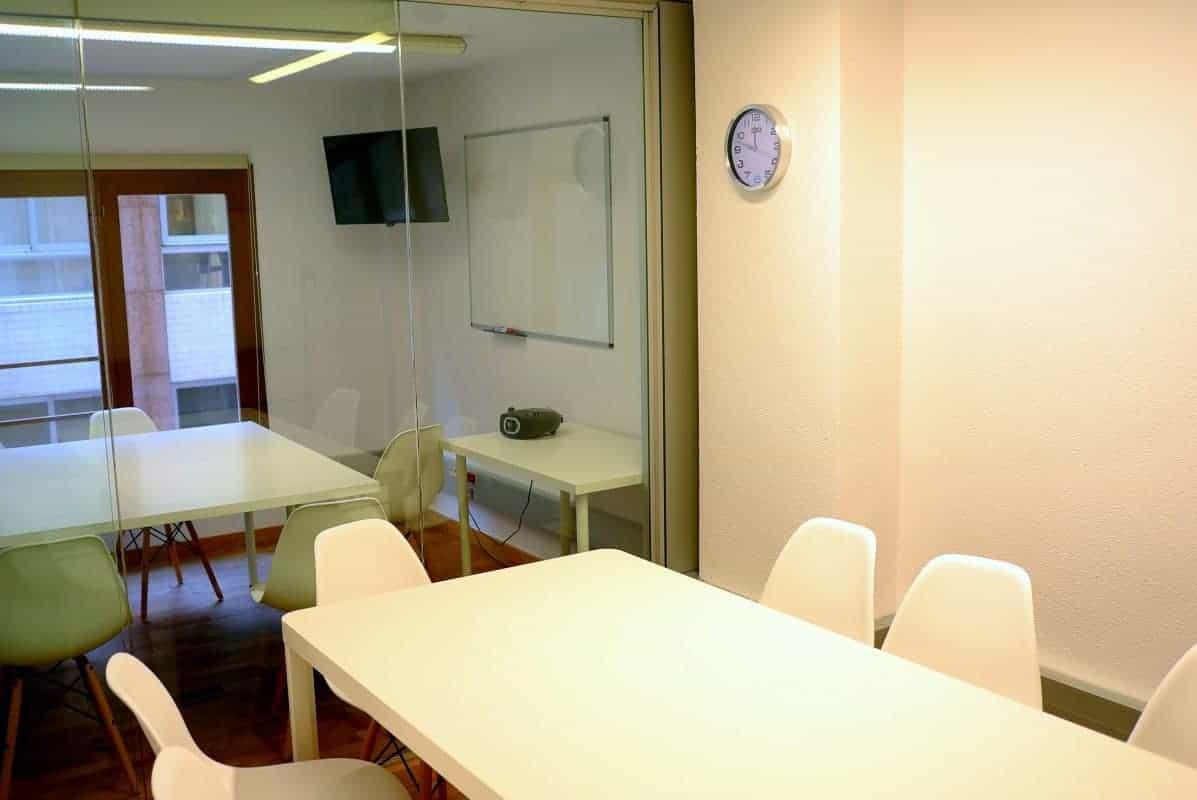 aula academia de alemán Palmaleman Palma de Mallorca