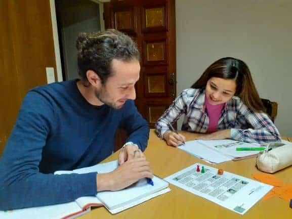 alumnos de alemán en Palma de Mallorca que quieren aprender alemán