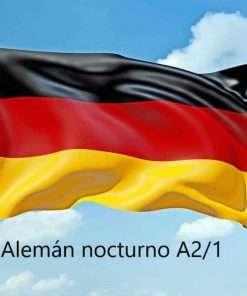 curso alemán A2.1 Palmaleman academia de alemán Palma de Mallorca