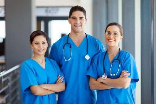 Alemán para enfermeros - curso preparatorio examen telc Deutsch B1 B2 Pflege